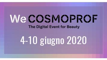 Cosmoprof Wecosmoprof 2020 - Valmatic