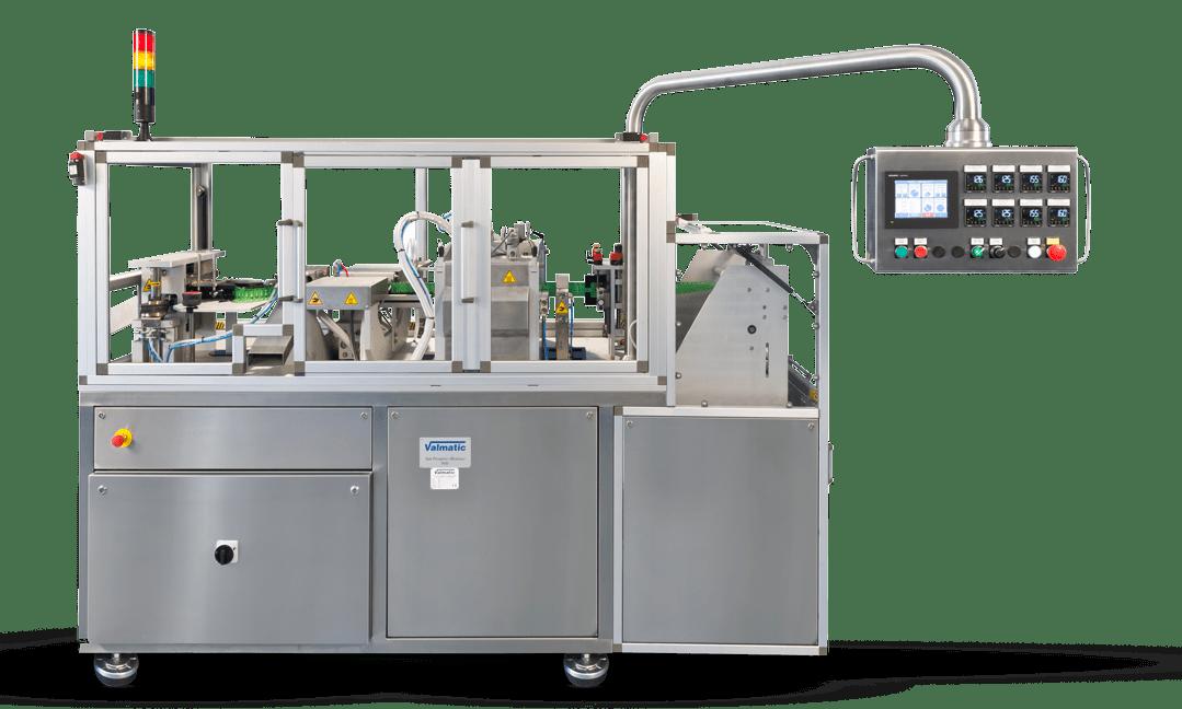 Produzione Linee Termoformatrici Riempitrici | Macchina Automatica | MINIVALDOSE | Valmatic srl